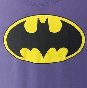 💥SALE💥 shirt Batman ladies Purple Large Tee
